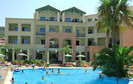 Samaina Inn Hotel,Aegean Islands,Samos Island,Karlovassi,with pool,with garden,beach