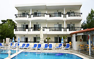 Sirines Hotel, Potos, Thassos Island, Travel to Greece, Holidays in Greek Islands
