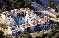 Esperides Hotel,Aegean Islands,Thassos,Glikadi,with pool,with garden,beach