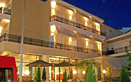 Greece, Greek Islands, Aegean, Thassos, Kavala, Angelica Hotel, close to the beach