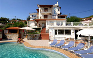Greece,Greek Islands,Sporades,Skiathos,Ftelia, Rea Hotel