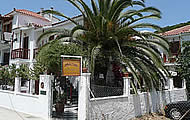 Amalthia Studios Apartments, Sporades Islands, Skiathos, Vasilias, with pool, with garden, beach
