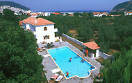 Sun Hotel,Sporades Islands,Skopelos,with garden,beach