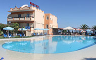 Ninos On The Beach, Acharavi, Corfu, Greek Islands Hotels