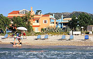 Vlachos Apartments, Acharavi,Corfy, Greek Islands Hotels
