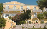 Levant Hotel in Corfu Island, Hotels and Apartments in Ionian Islands, Greek Islands