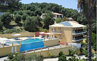 Ionian Eye Holiday Studios, Messonghi, Kerkyra, Greek Islands Hotels