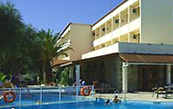 Gemini Hotel,Messongi ,Corfu Island,Kerkyra,Ionian Island,Beach,Greece Sea