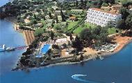 Louis Corcyra Beach Hotel, Louis Hotel Resorts, Holidays in Greece