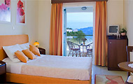 Molfeta Beach Hotel, Hotels and Apartments in Corfu Island, Hotels in Greek Islands, Holidays in Greece