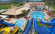 Sidari Water Park Hotel, Water Sports, Hotels in Corfu Island, Fun Park, Holidays in Ionian Islands, Greece