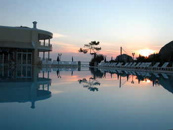 CORFU,ERMONES GOLF PALACE,ERMONES,GREEK ISLANDS