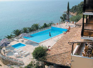 Bellos Beach Hotel,Tsaki,Sinarades,Corfu,Kerkira,Greek Islands