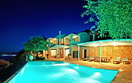 Corfu Luxury Villas, Prinias, Barbati, Ionian, Greece Hotel