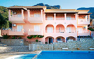 Greece, Ionian Islands, Corfu(Kerkyra), Barbati, Barbati View hotel Apartments, with pool
