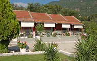 Greece, Ionian Islands, Corfu(Kerkyra), Ipsos, Corfu Dream Village Hotel
