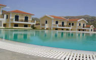 Greece, Ionian Islands, Kefalonia, Kateleios, Captain Villas