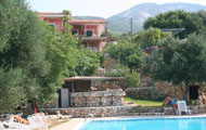 Greece,Greek Islands,Ionian,Kefalonia,Karouza,Poriarata ,Arokaria Apartments