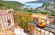 Agnandio Apartments, Kioni, Ithaki, Ionian Islands, Greek Islands Hotels
