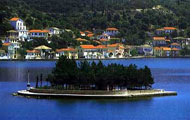 Odysseus Hotel,Ithaki,Vathi,Ionian Islands,Beach,Sea