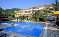 Hotels in Greece, Ionian Islands, Lefkada Island, Geni, Vlicho Bay, Hotel Cleopatra Beach