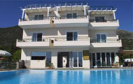 Greece, Greek Islands, Ionian Islands, Lefkada, Nikiani, Aliki Hotel