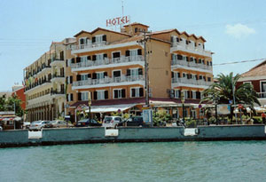 Niricos Hotel,Lefkada Town,Ionian Islands,Greece,Ionian Sea