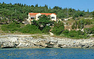 Villa Baronnos, Gaios, Paxi, Ionian Islands, Greek Islands Hotels