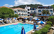 Contessa Hotel, Argassi, Zante, Ionian, Greek Islands, Greece Hotel