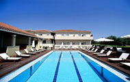 Greece, Ionian Islands, Zakynthos, Laganas, Agrilia Hotel, with pool