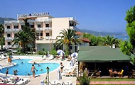 Greece, Ionian Islands, Zakynthos, Alykes, Montreal hotel