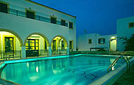 Romantica Hotel - Apartments, Agia Anna, Kythira, Ionian, Greek Islands, Greece Hotel