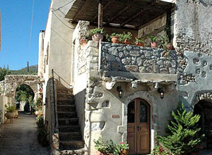 Ta Porfyroussa Traditional Hotel,MylopotamosKithira.Ionian Islands,Greece