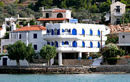 Nontas Hotel Agistri, Agistri,Sarnic Islands, Greek Islands Hotels
