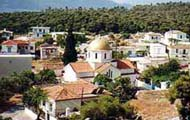 Greece,Greek Islands,Argosaronicos,Agistri,Akti Hotel