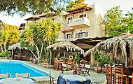 Vasilaras Hotel, Skala, Agistri, Saronic, Greek Islands, Greece Hotel