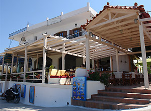 Aktaion Hotel, Greece, Greek Islands, Argosaronicos, Agistri Island