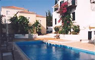Varlamin Apartments in Spetses village, Spetses island, saronic, vacation in Greece
