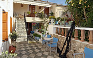 Villa Marina, Agios Mamas, Spetses, Saronic, Greek Islands, Greece Hotel