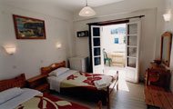 Greece, Saronic Islands, Spetses, Villa Tonia, close to the beach