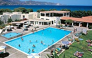 Dolphin Bay Hotel, Amoudara, Creta, Swimming Pool, Rooms, Greece