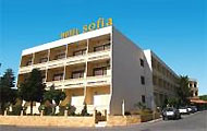 Sofia Hotel in Heraklion city, Crete, Vacations in Greece.
