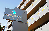 Galaxy Hotel, Heraklion Crete, Island of Crete, Hotels in Crete Greece