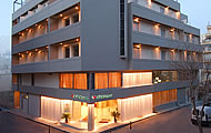 Atrion Hotel, Heraklion City, Crete, Greek Islands, Greece Hotel