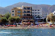 Golden Beach Hotel,Limenas Hersonissou,beach