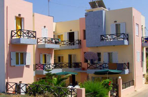 Stella Apartments,Kokkini Hani,Heraklion,Crete,Knossos,Greece