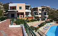 Erivolos Apartments, Lygaria, Heraklion, Crete, Greece Hotel