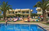 Kristalli Apartments, Malia, Heraklion, Crete, Greek Islands, Greece Hotel