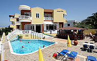 Filia Apartments, Stalida, Heraklion, Crete, Greece Hotel