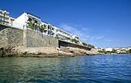 Victoria Hotel, Amoudi, Agios Nikolaos, Lasithi, Crete, Greek Islands, Greece Hotel